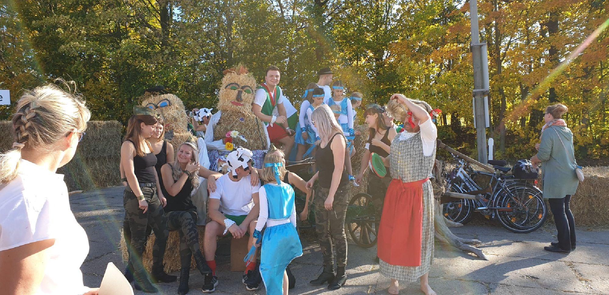 Faschingsclub Holzhau zum Clausnitzer Herbstfest