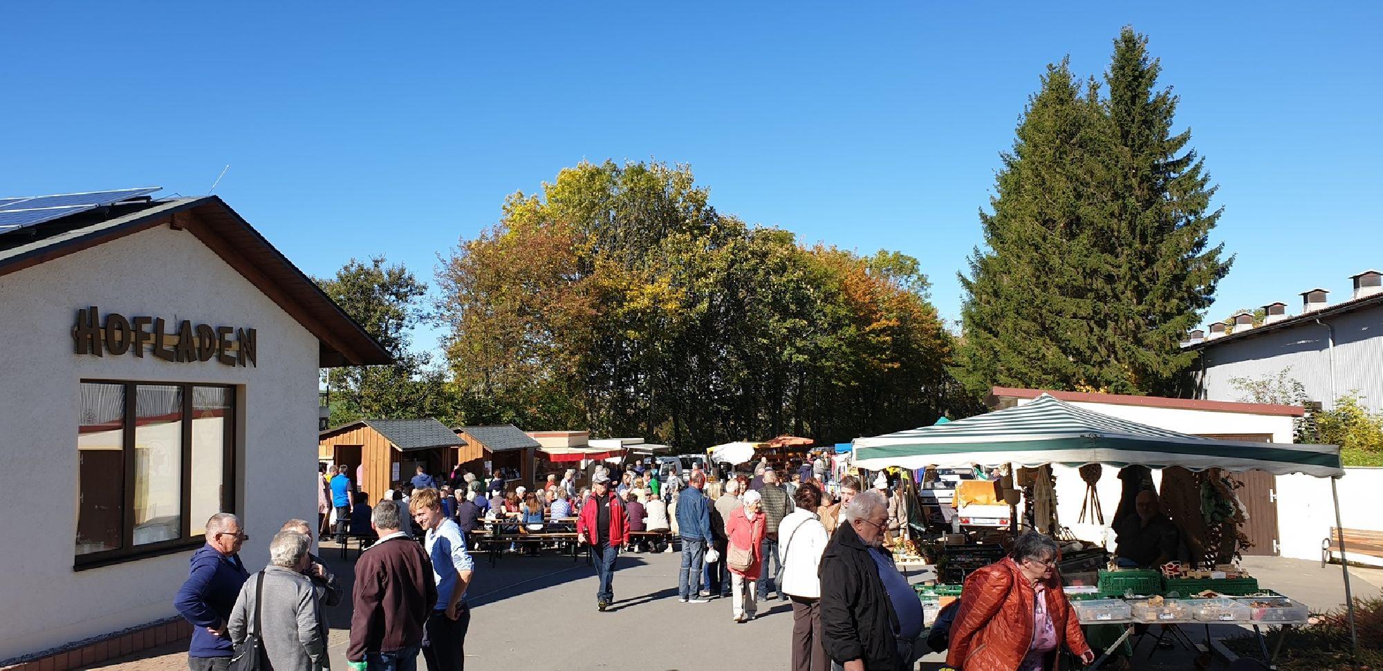 Herbstfest Clausnitz