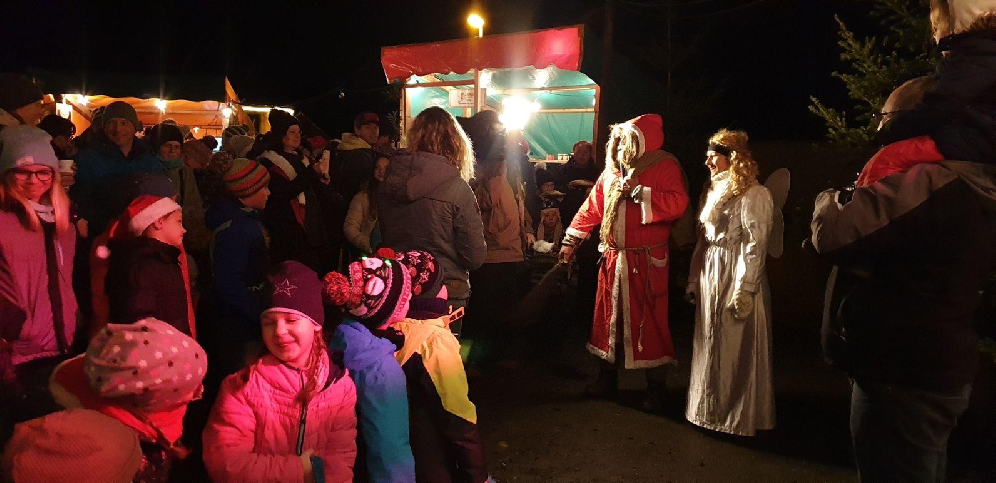 Weihnachtsmarkt Rechenberg