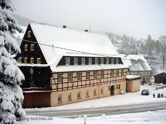 Gasthof Haus Bergland in Rechenberg
