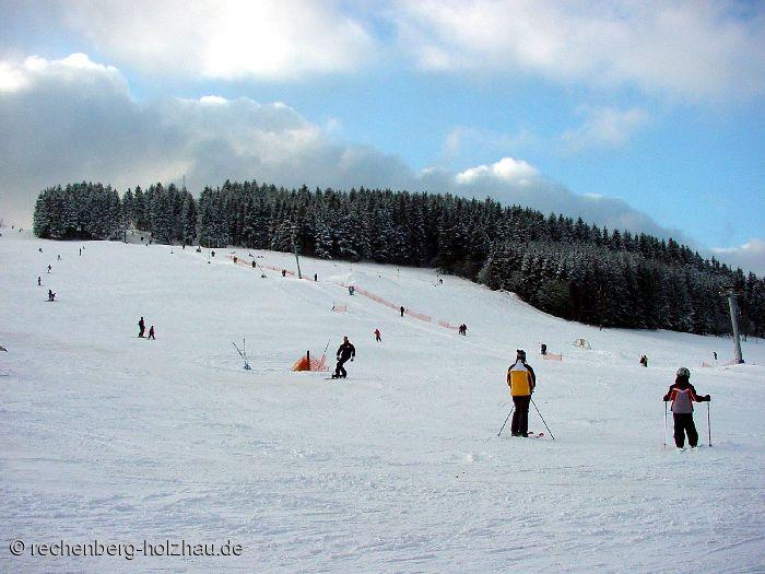 Skilift in Holzhau