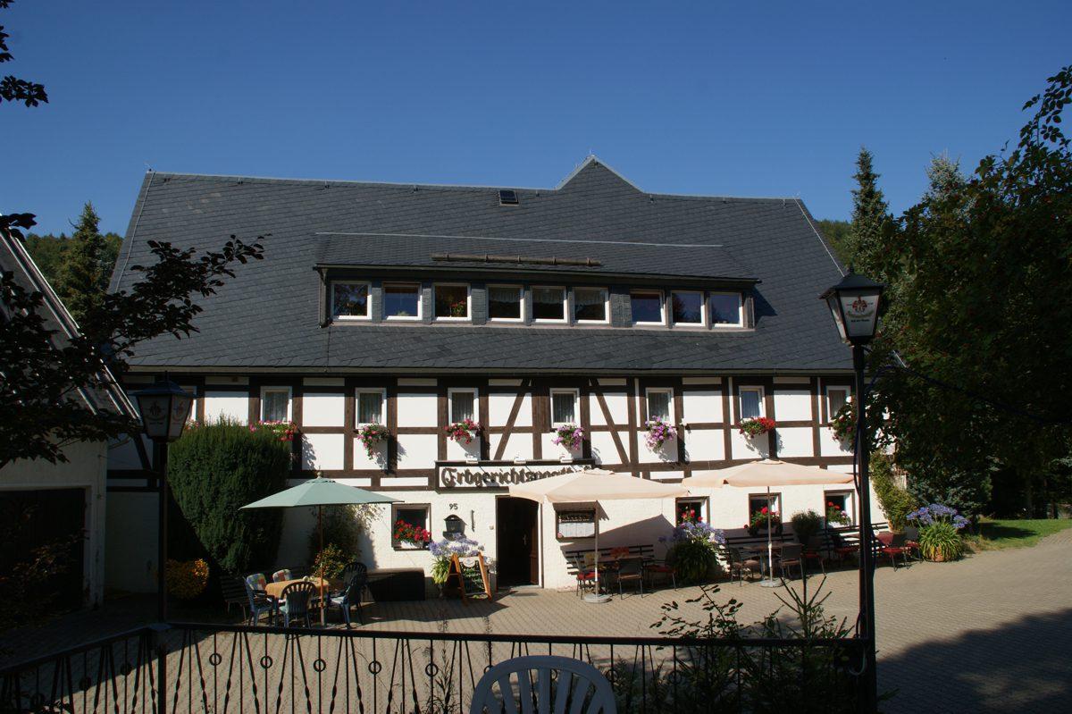 Erzgebirgsgasthof Erbgericht