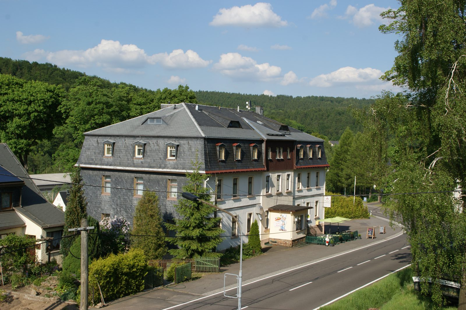 Gaststätte und Pension Schweizerhof