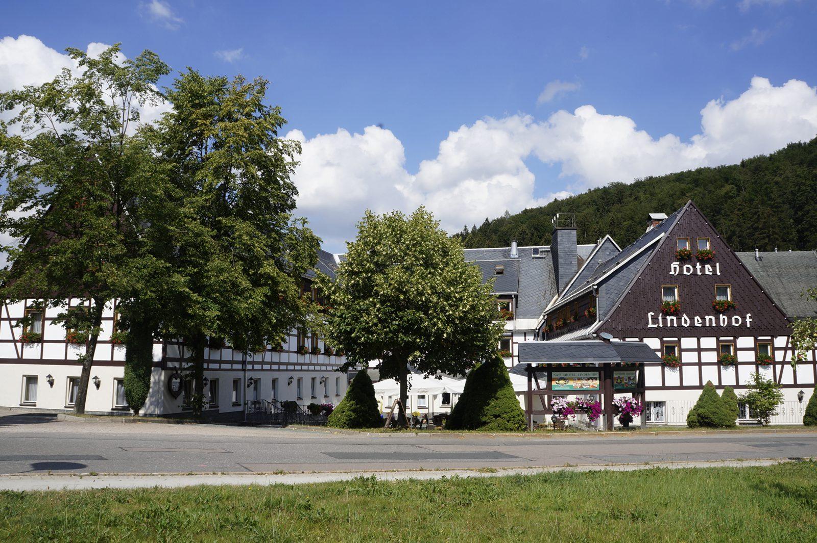 Gaststätte im Hotel Lindenhof