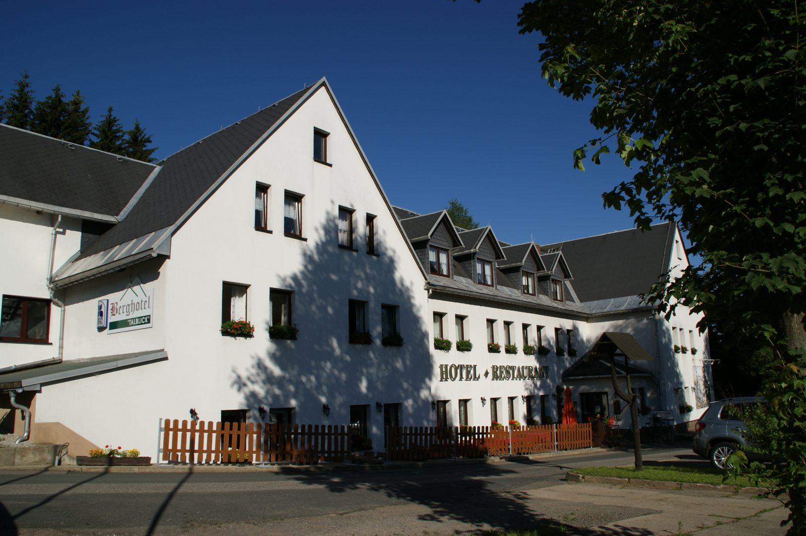 Cafe und Restaurant Barbarins im Flair & Berghotel Talblick