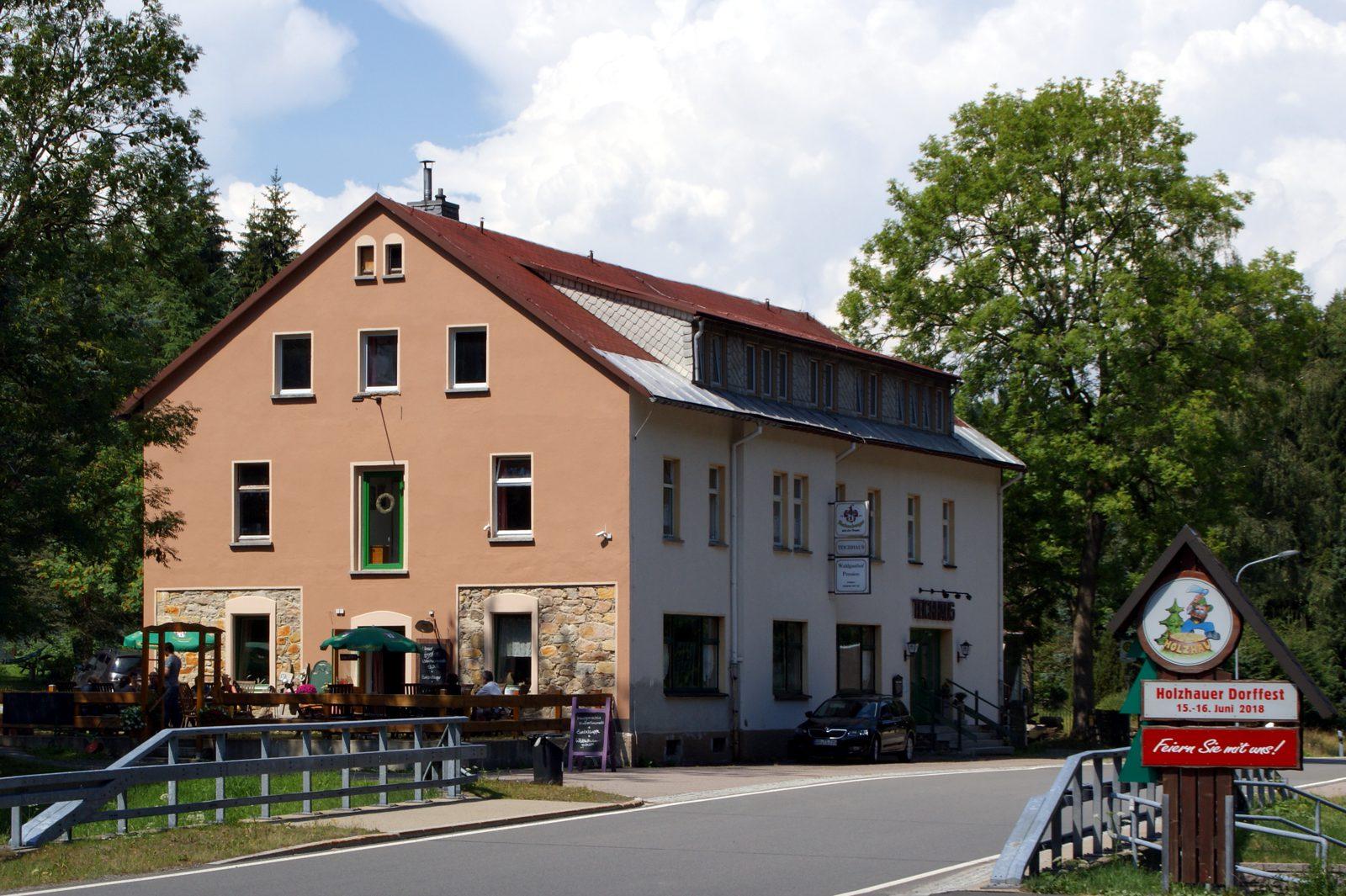 Waldgasthof und Pension Teichhaus