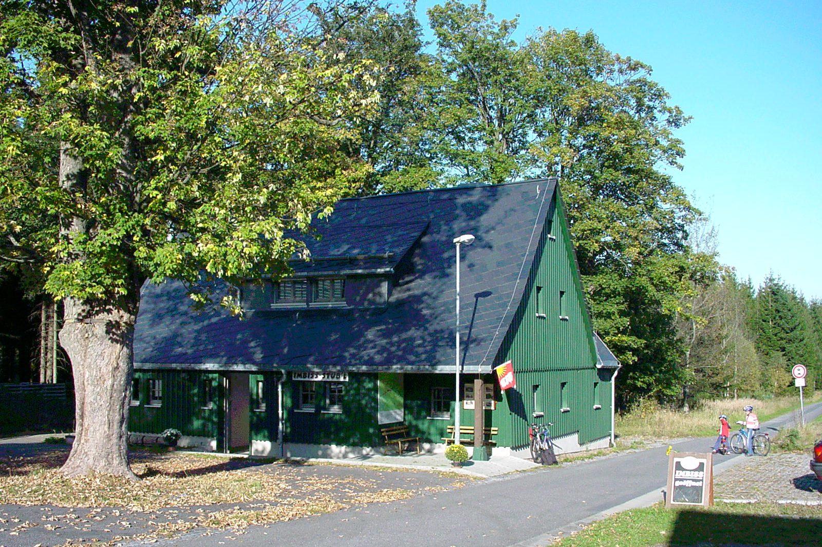 Wander- und Bikestation Torfhaus