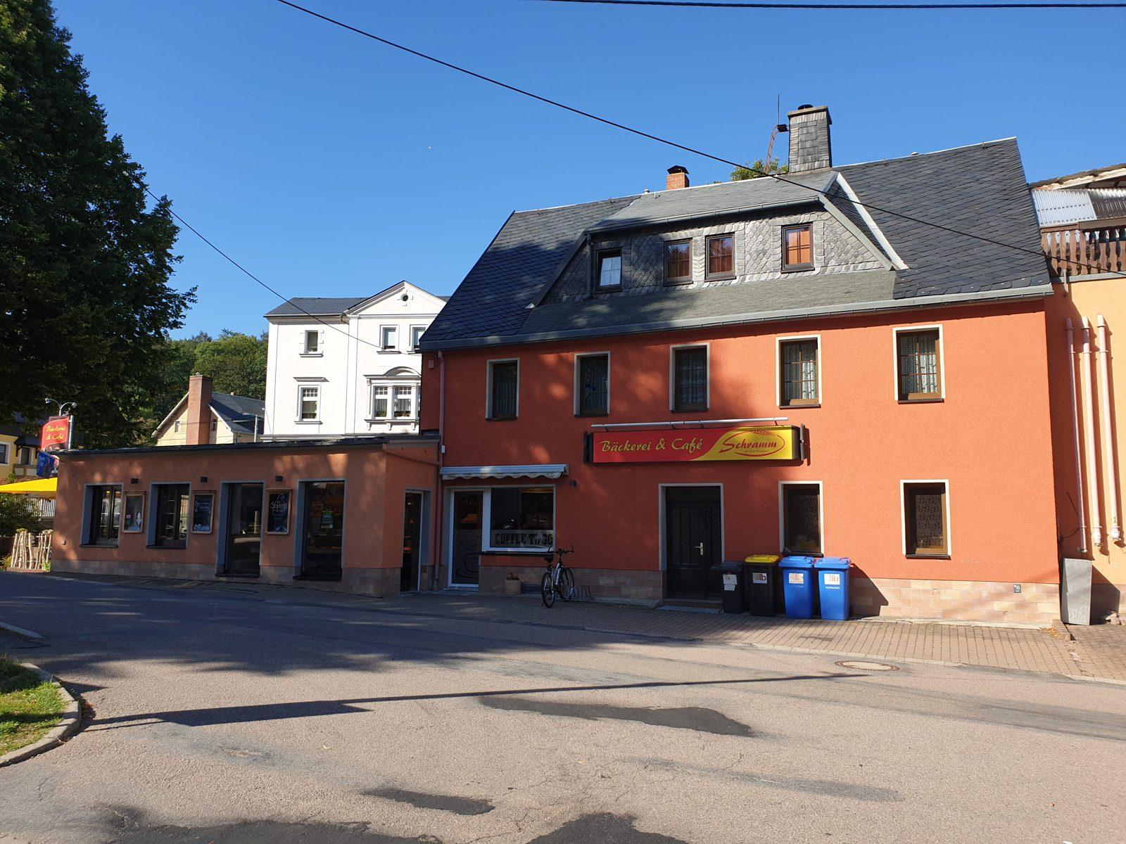 Bäckerei und Cafe Schramm Bienenmühle