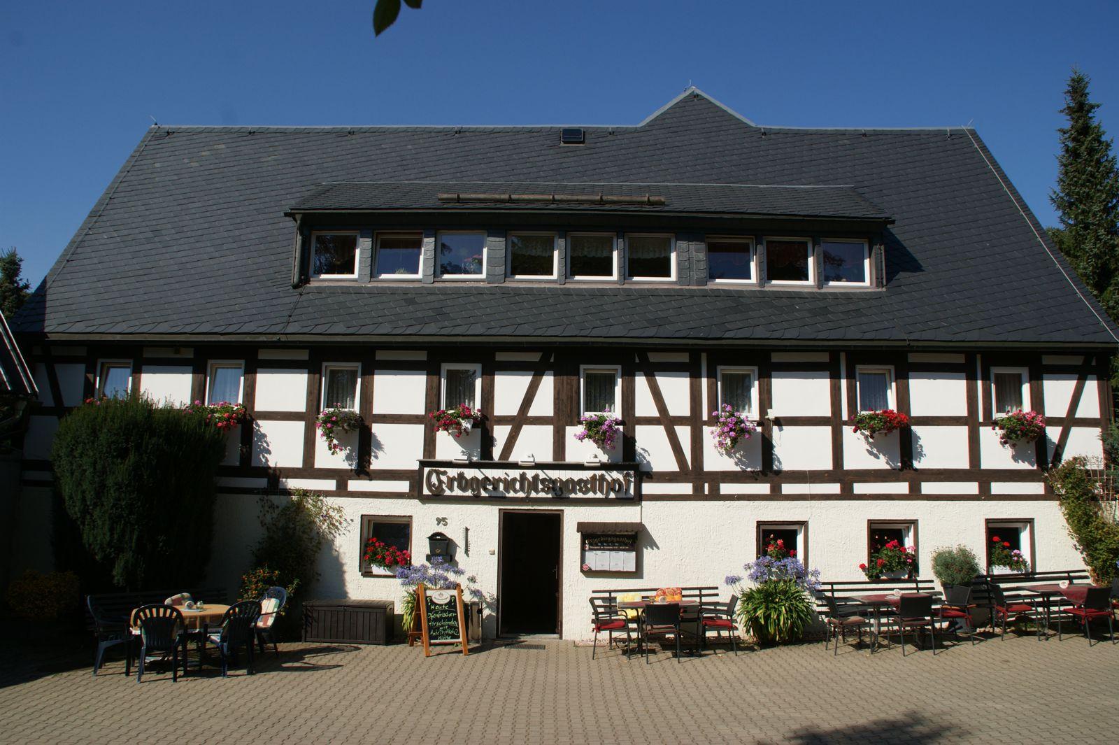 Erzgebirgsgasthof und Pension