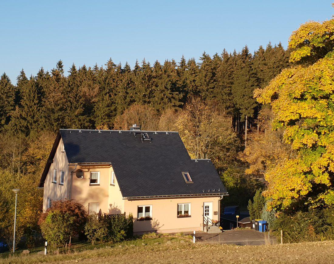 Ferienwohnung Meissner Holzhau