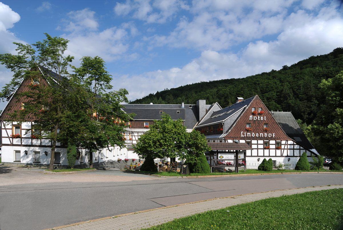 Hotel Lindenhof Holzhau