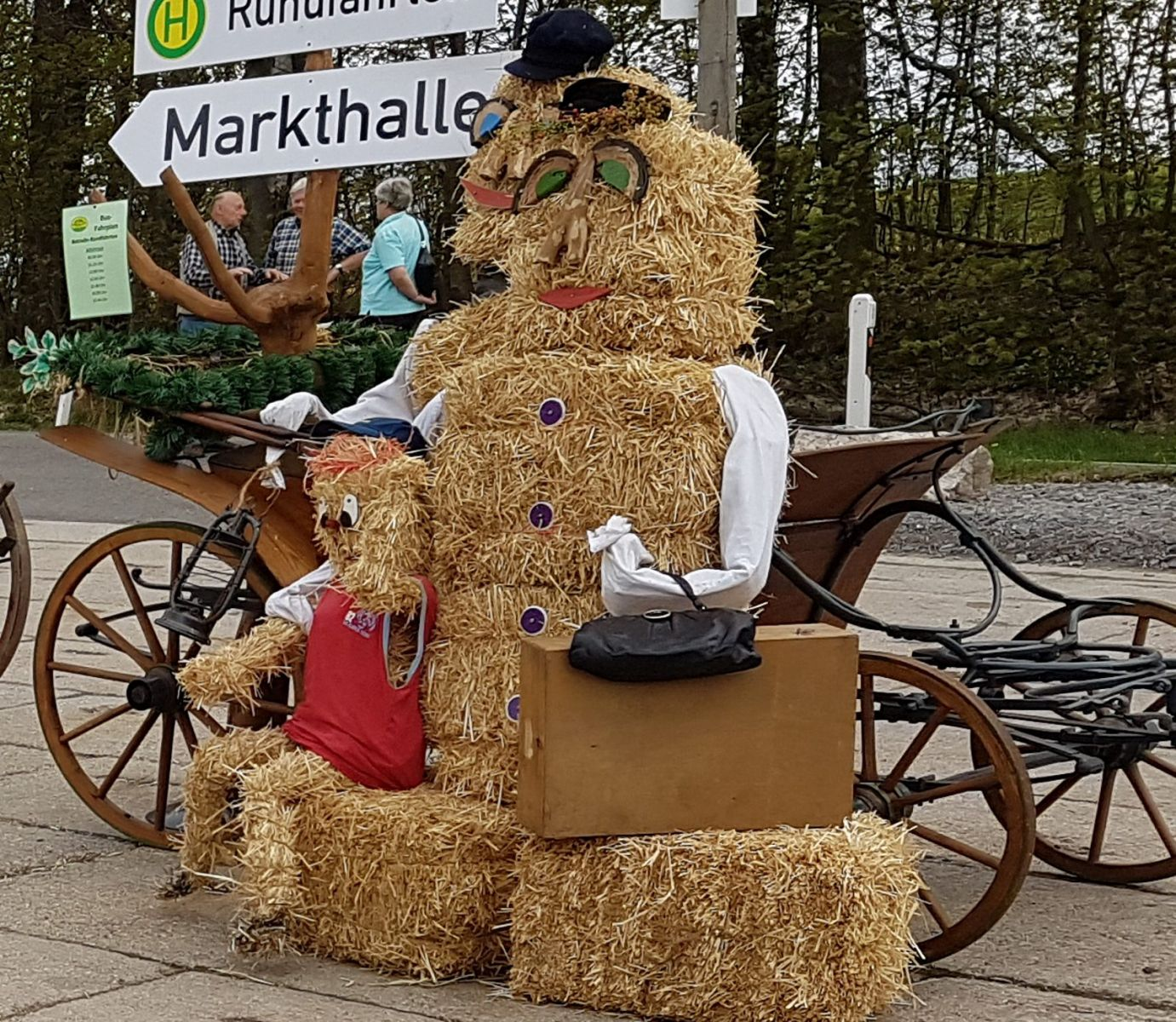 Herbstmarkt in Clausnitz